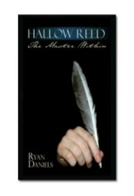 Poems & Poetry Book Hallow Reed The Master Within by Ryan Daniels